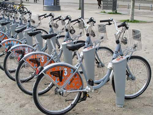 Bordeaux, vélo, VCub