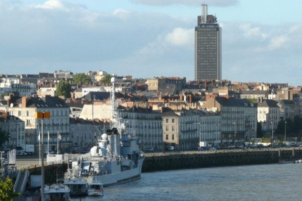 Nantes, emploi, France