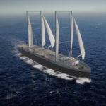 Le premier cargo à voile sera créé au port de Saint-Nazaire