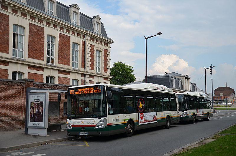 Lille transport en commun