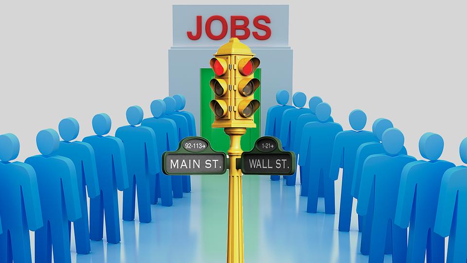 La hausse des offres d'emploi n'influe pas le taux de chômage