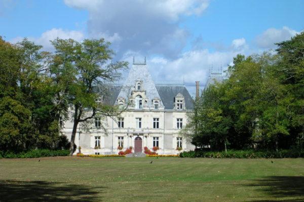 Château de Maubreuil Nantes