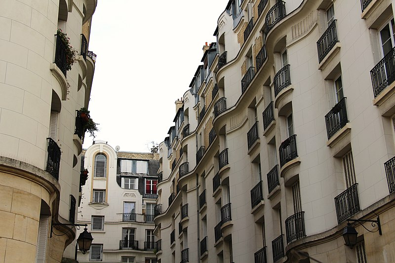 Paris nuisance sonore immobilier