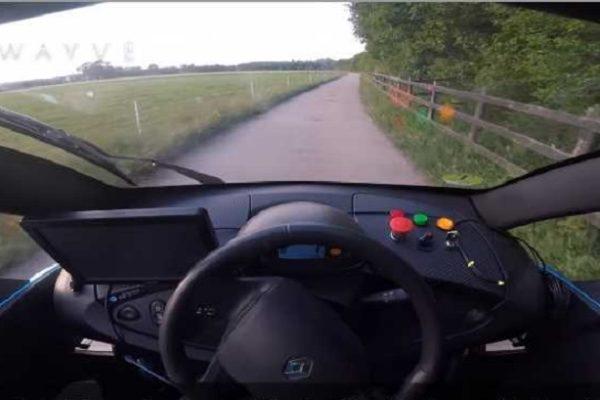 Wayve voiture autonome électrique