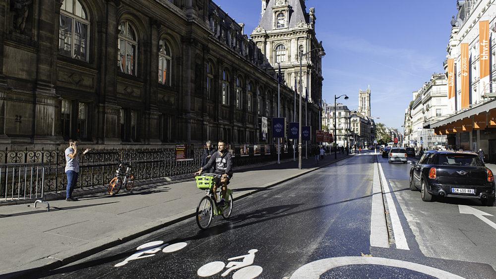 Vélo Paris gare du Nord